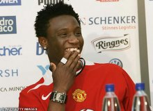 Mikel w Manchesterze United