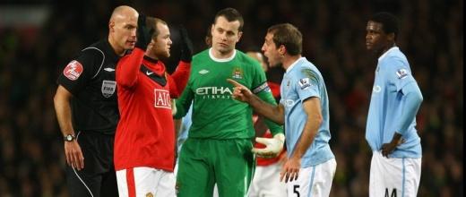 Wideo z meczu Manchester United - Manchester City