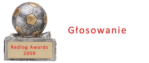 Redlog Awards 2009 – głosowanie