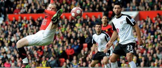 Wideo z meczu Manchester United - Fulham FC