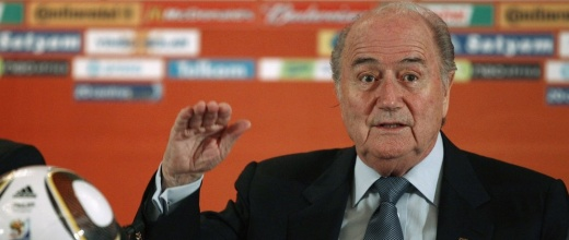 Czemu dopiero teraz i ile jeszcze razy, Panie Blatter?
