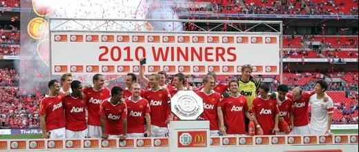 Z Tarczą czy na tarczy? - wideo z meczu Manchester City - Manchester United