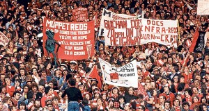 Manchester United vs. Liverpool FC – The Red War